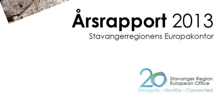 Årsrapprt SRE 2013