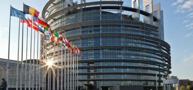 Gebaeude-des-EU-Parlaments-in-Strassburg-Archiv-