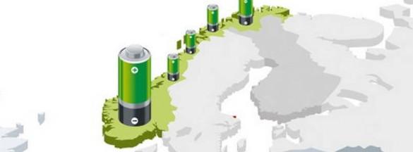 Grønt-batteri