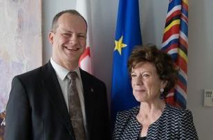 Solvik-Olsen og Kroes