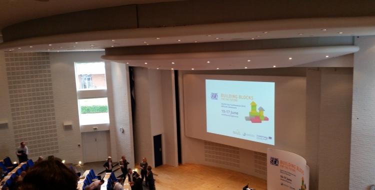 Første dag av Nordsjøkonferansen fant sted på Hotel Legoland. Foto: Terje Gravdal.