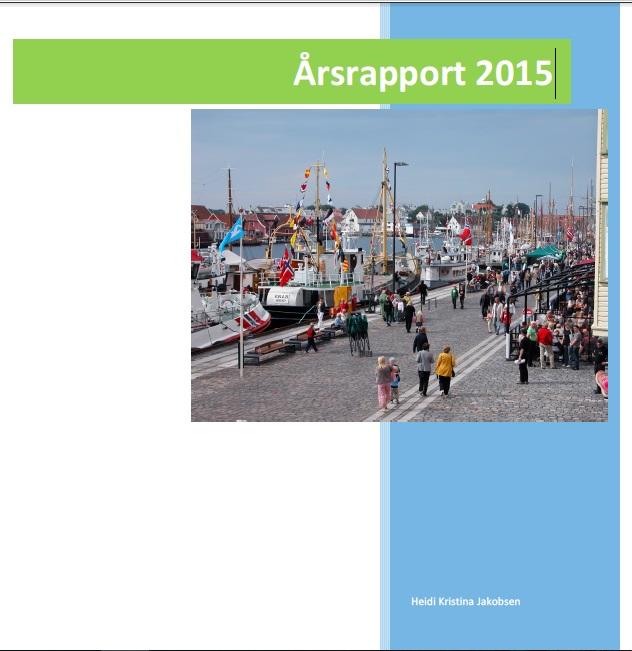 SREs årsrapport 2015