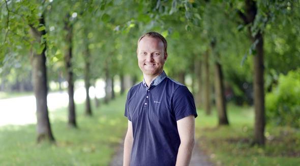 Professor Rune Fitjar ved Handelshøgskolen ved UiS er prosjektkoordinator i RUNIN-prosjektet. Foto: Asbjørn Jensen, UiS.