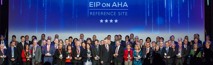 74 regioner fikk tildelt Reference Site-status av Europakommisjonen. Foto: Europakommisjonen
