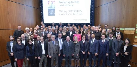 EUROCITIES årsmøte2