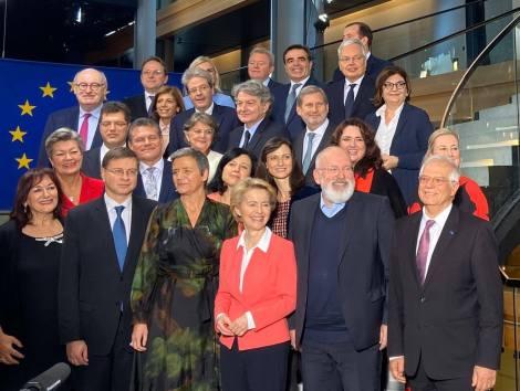 Ny Europakommisjon